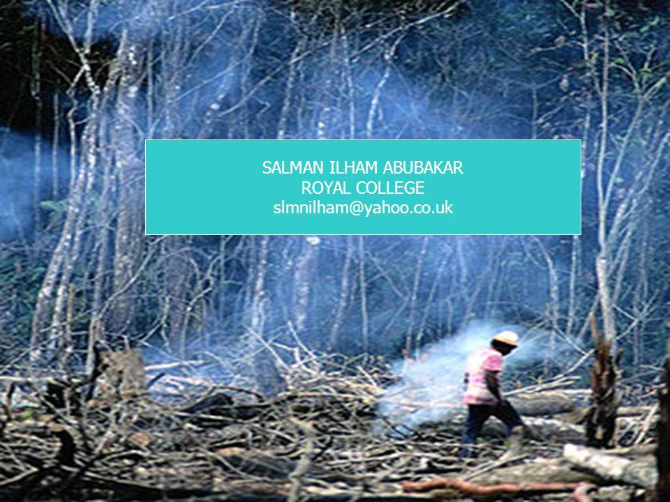 SALMAN ILHAM ABUBAKAR ROYAL COLLEGE slmnilham@yahoo.co.uk
