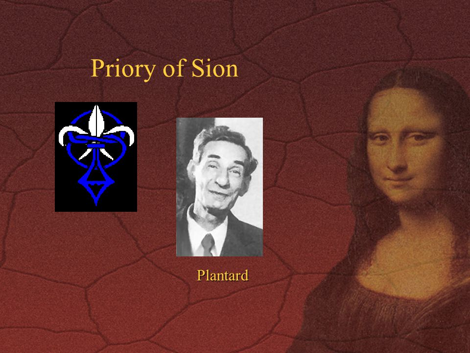 Priory of Sion Plantard