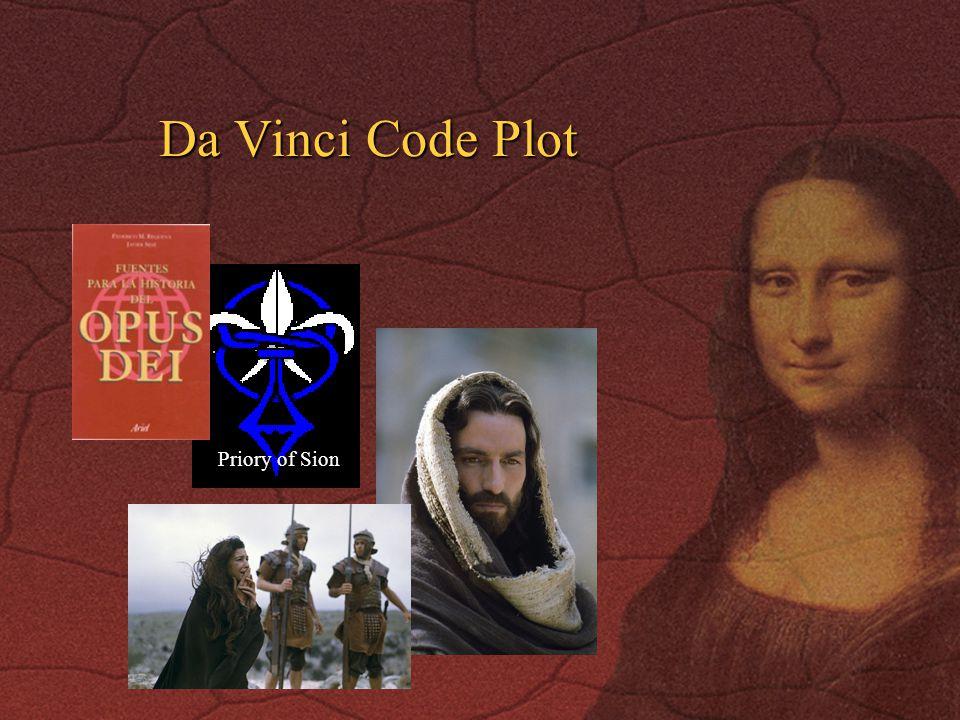 Da Vinci Code Plot Priory of Sion