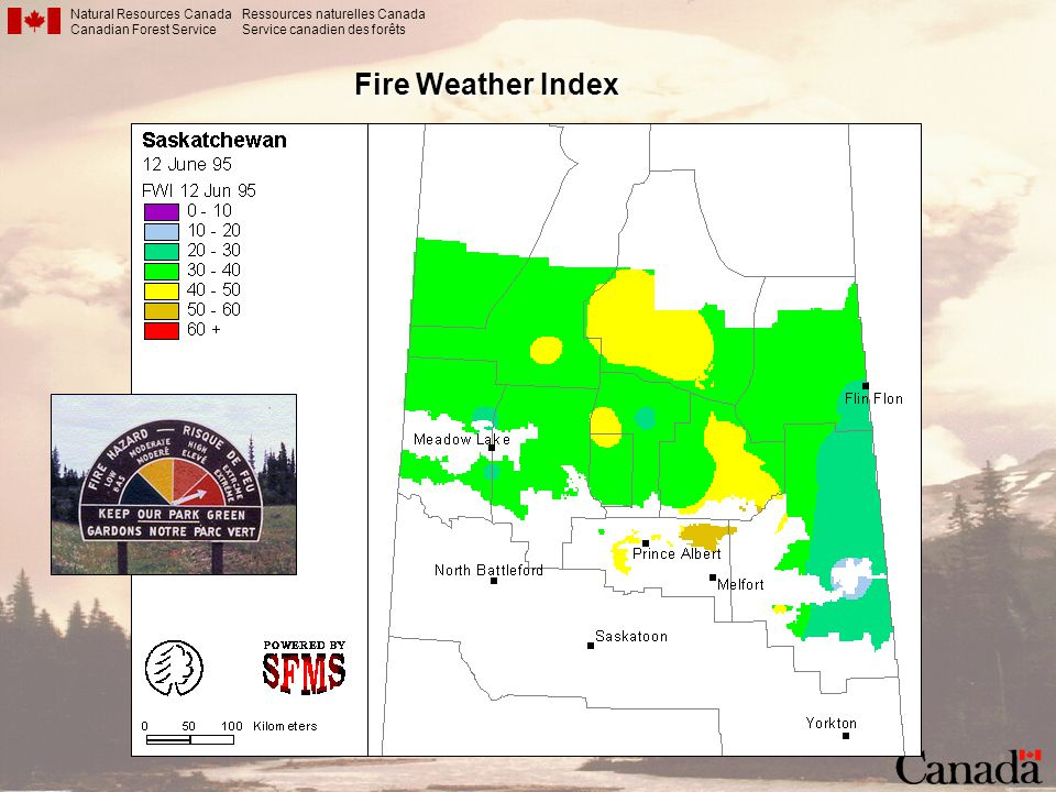 Fire Weather Index