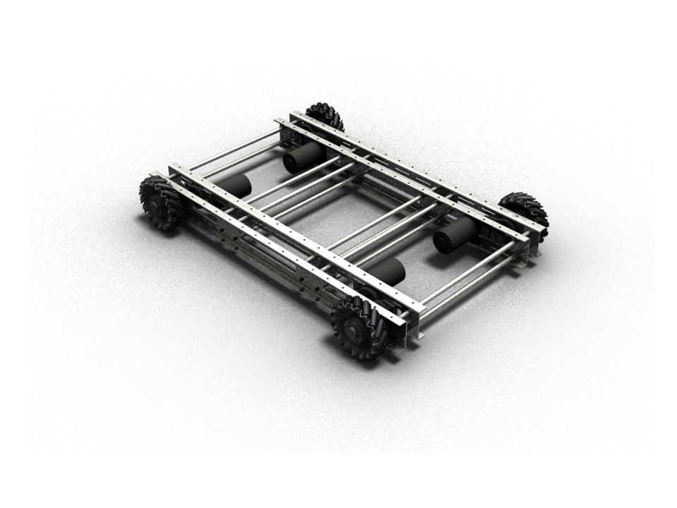 Six Wheel Skid Middle wheel is offset, essentially creating two 4WD systems. Pros. Plenty of traction.