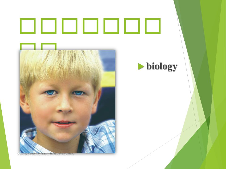 Causation biology © 2015, Center for Learning & Development