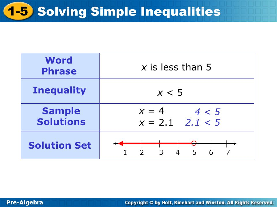 Word Phrase Sample Solutions