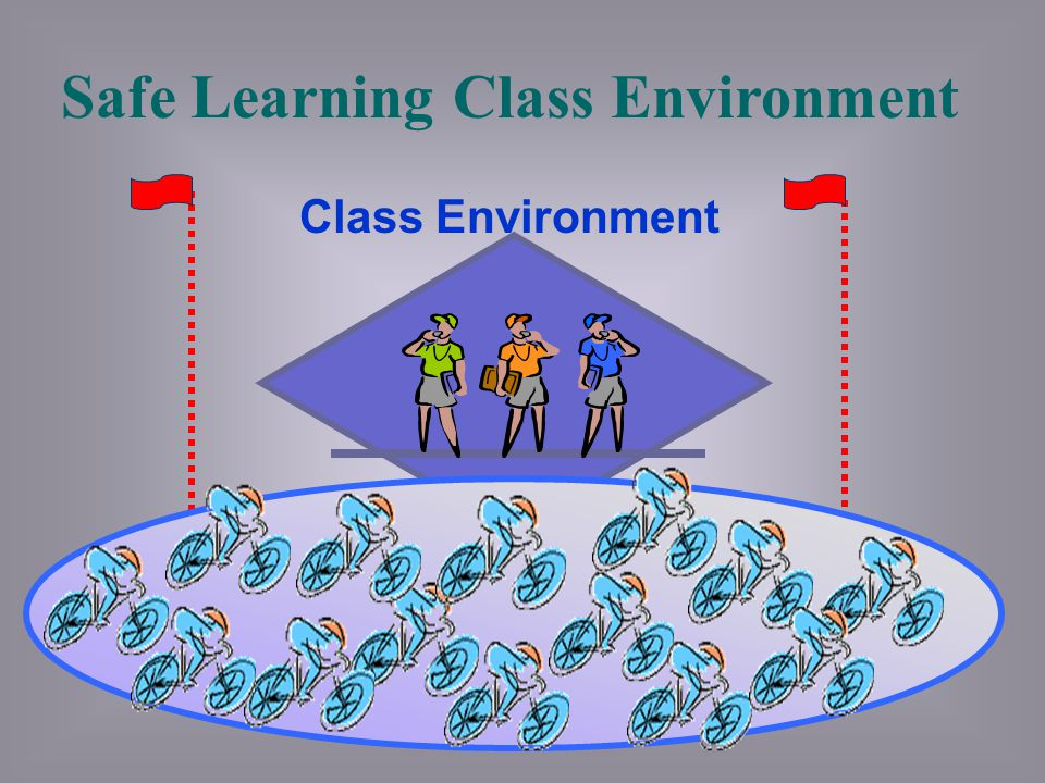 Safe Learning Class Environment