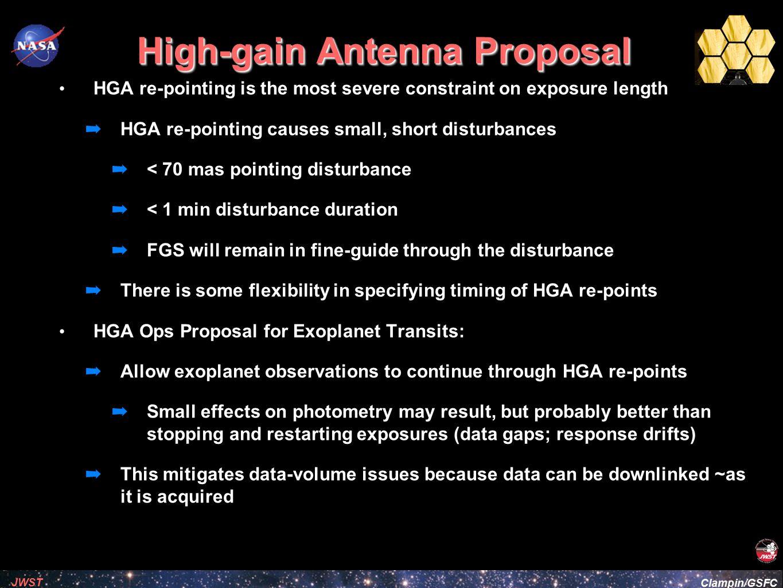 High-gain Antenna Proposal