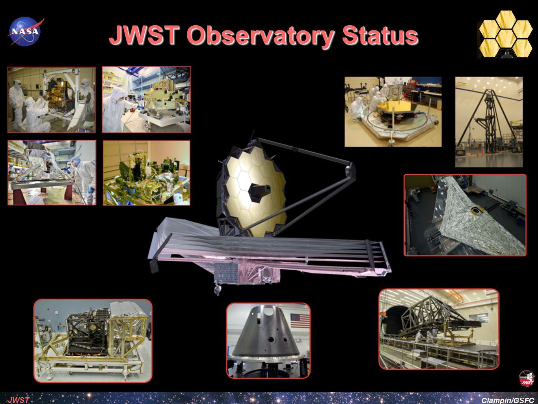 JWST Observatory Status