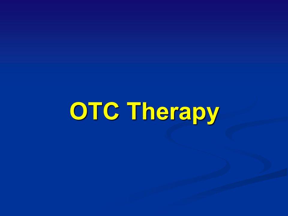 OTC Therapy