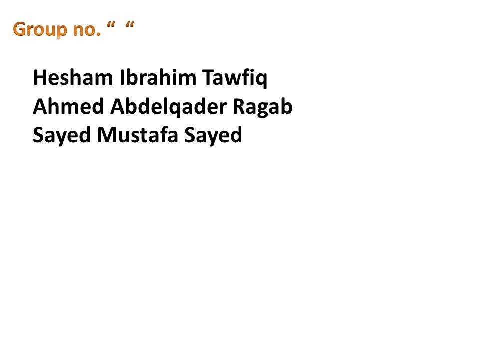 Ahmed Abdelqader Ragab Sayed Mustafa Sayed