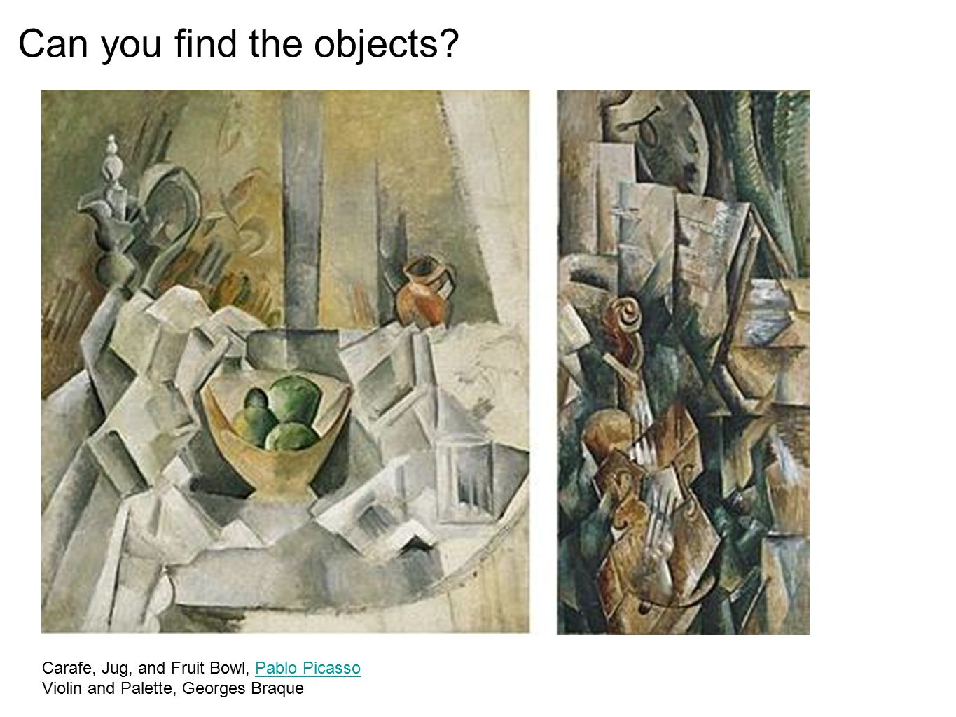 Can you find the objects