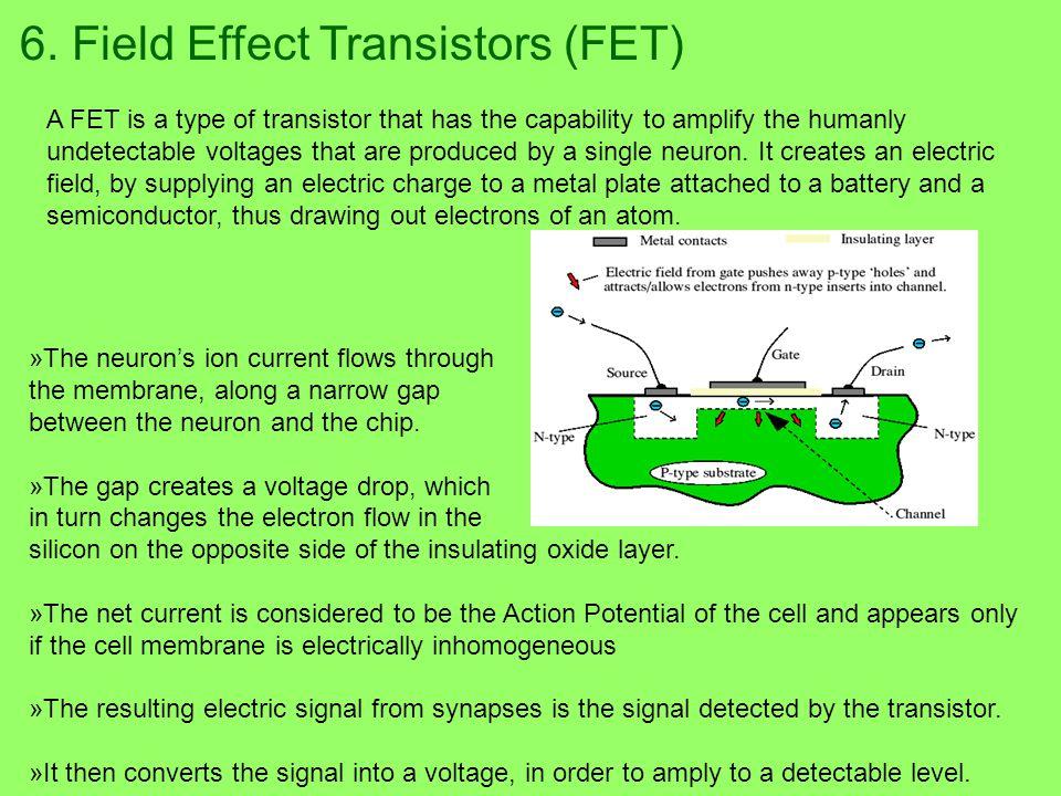 6. Field Effect Transistors (FET)