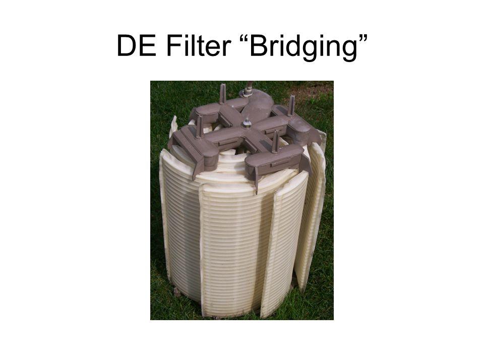 DE Filter Bridging