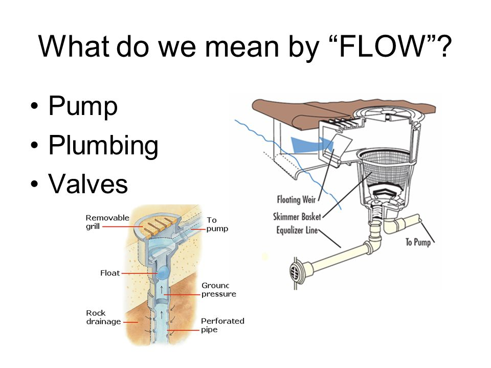 What do we mean by FLOW