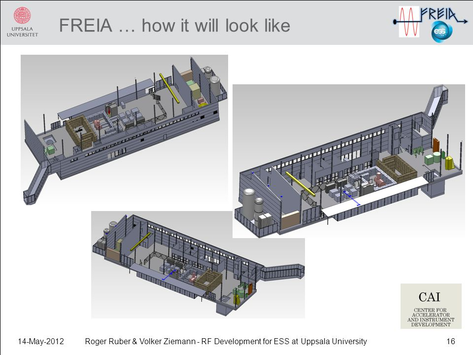 FREIA … how it will look like