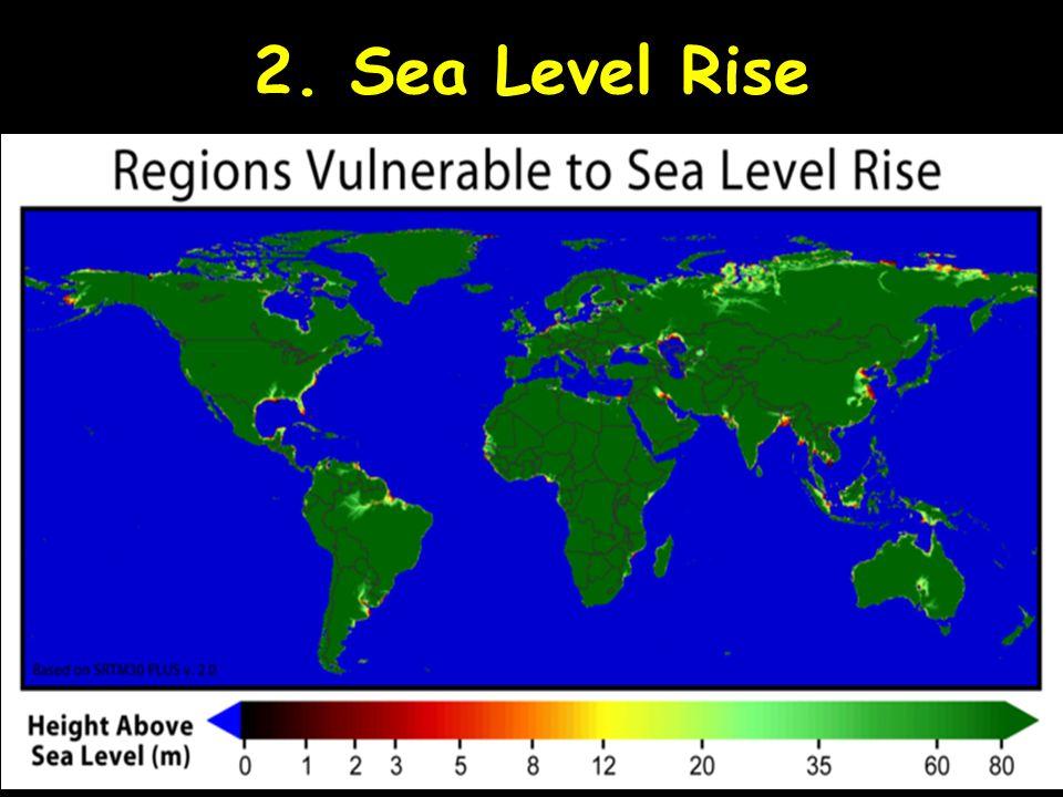 2. Sea Level Rise
