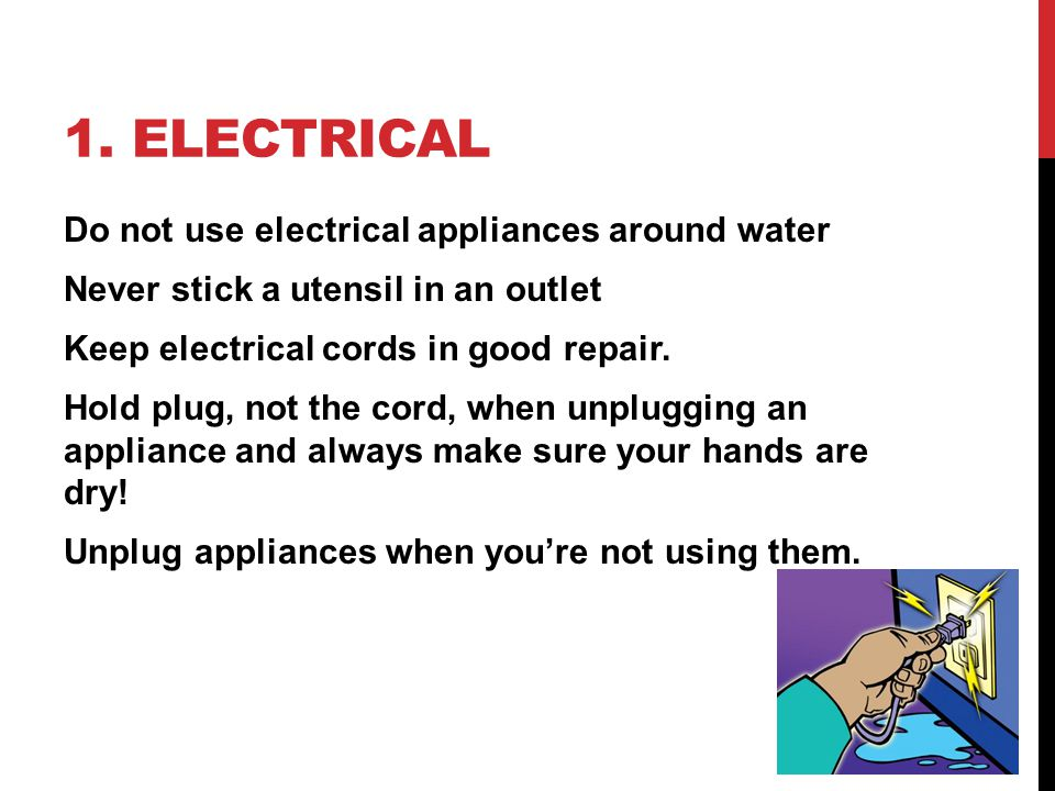 1. Electrical
