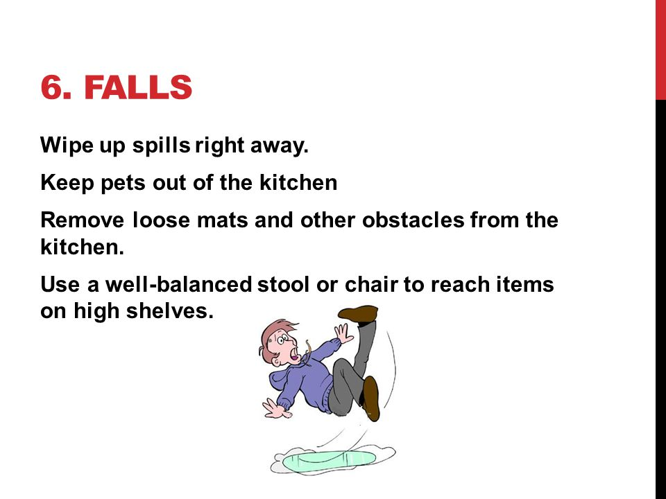 6. Falls