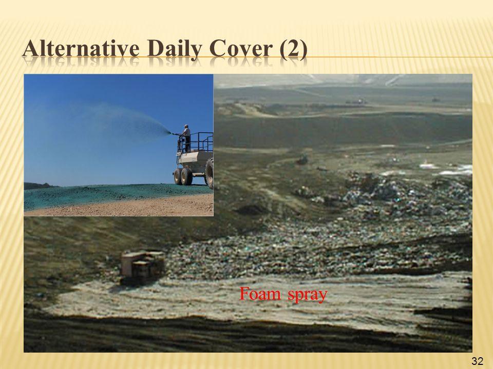 Alternative Daily Cover (2)