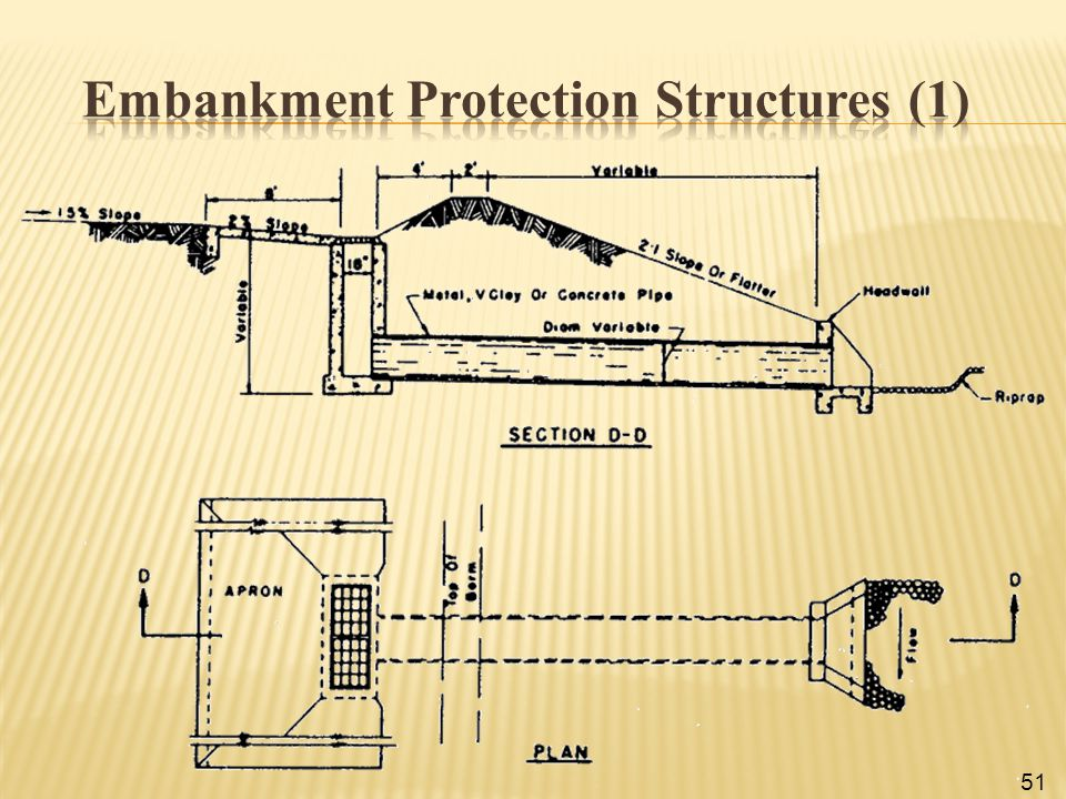 Embankment Protection Structures (1)