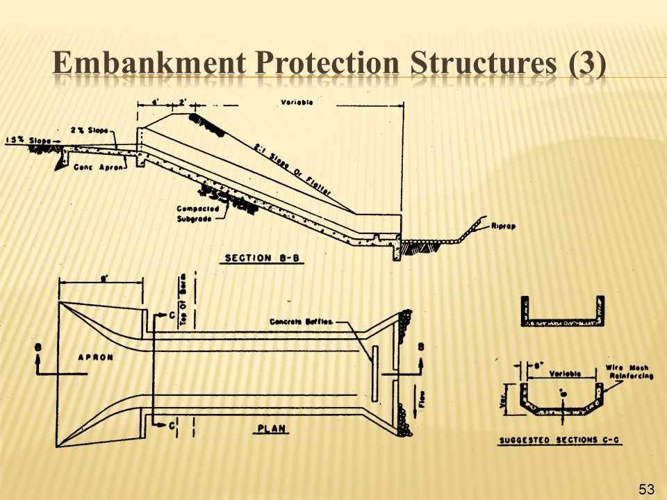 Embankment Protection Structures (3)