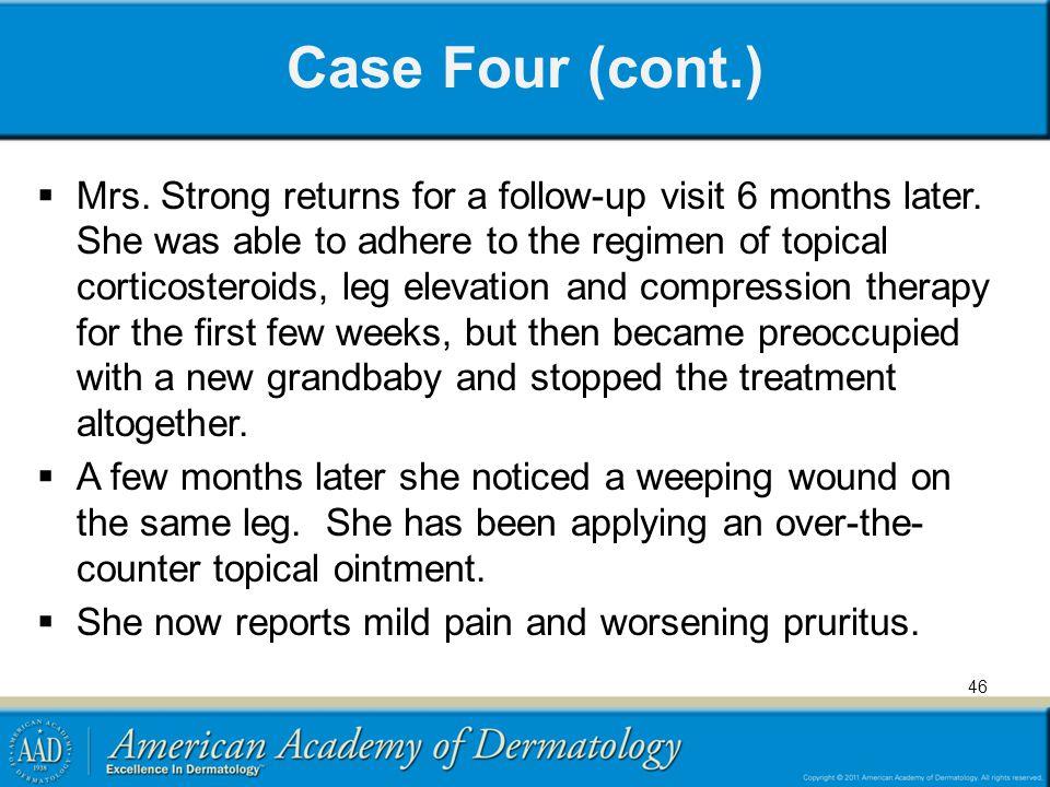 Case Four (cont.)