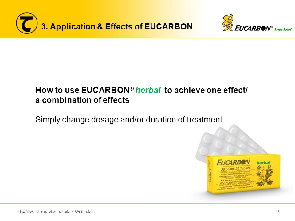 3. Application & Effects of EUCARBON