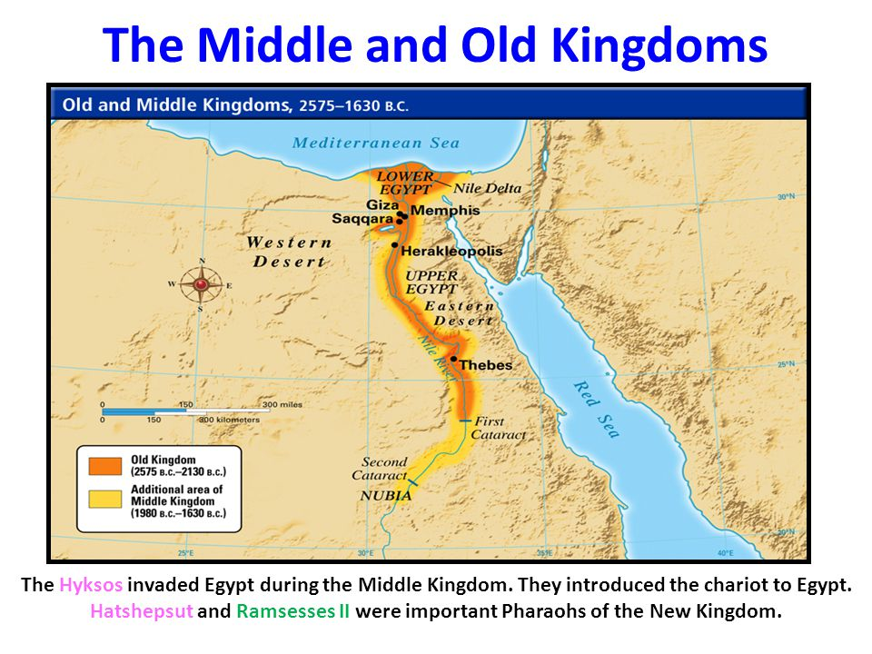 The Middle and Old Kingdoms