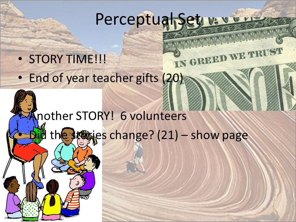Perceptual Set STORY TIME!!! End of year teacher gifts (20)