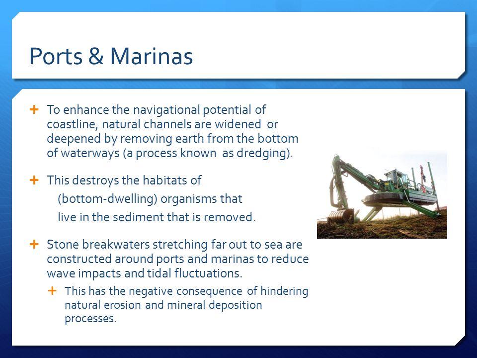 Ports & Marinas