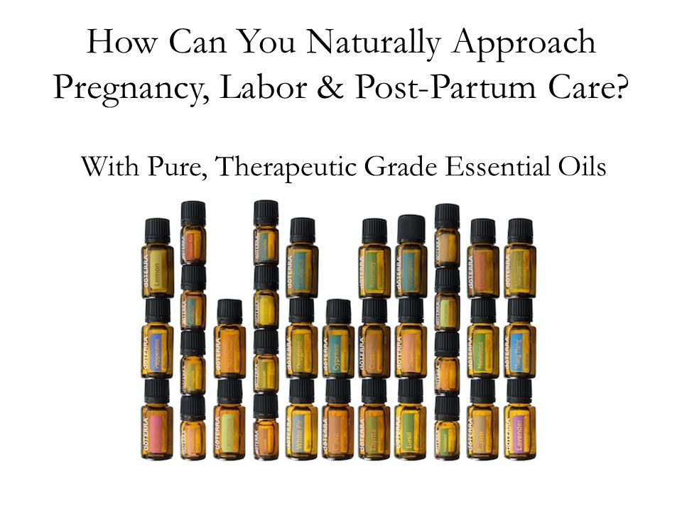 How Can You Naturally Approach Pregnancy, Labor & Post-Partum Care