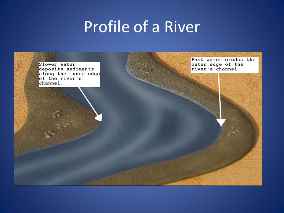 Profile of a River