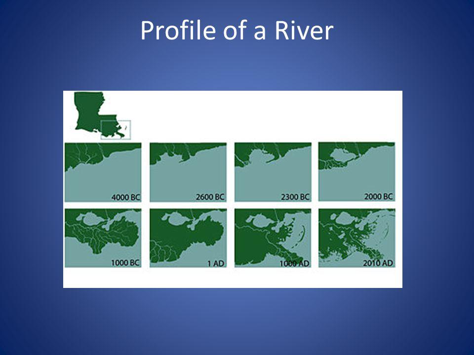 Profile of a River