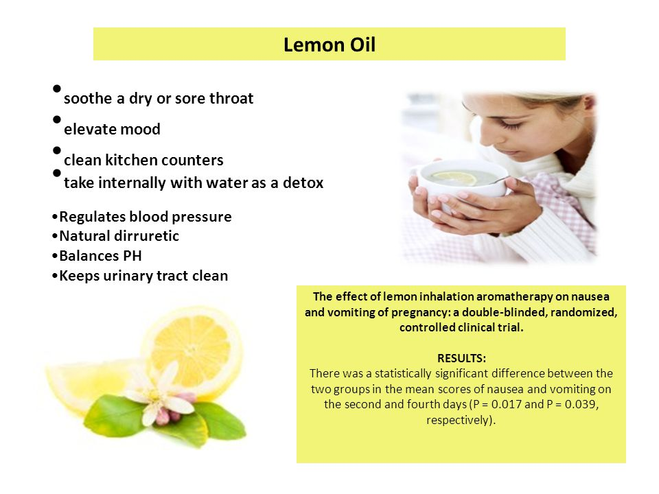 soothe a dry or sore throat elevate mood clean kitchen counters