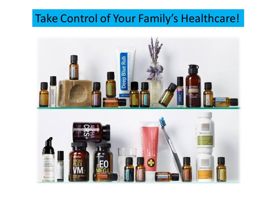 Take Control of Your Family's Healthcare!