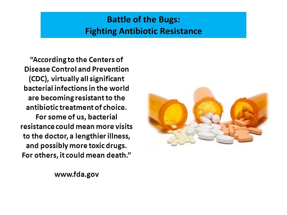Fighting Antibiotic Resistance