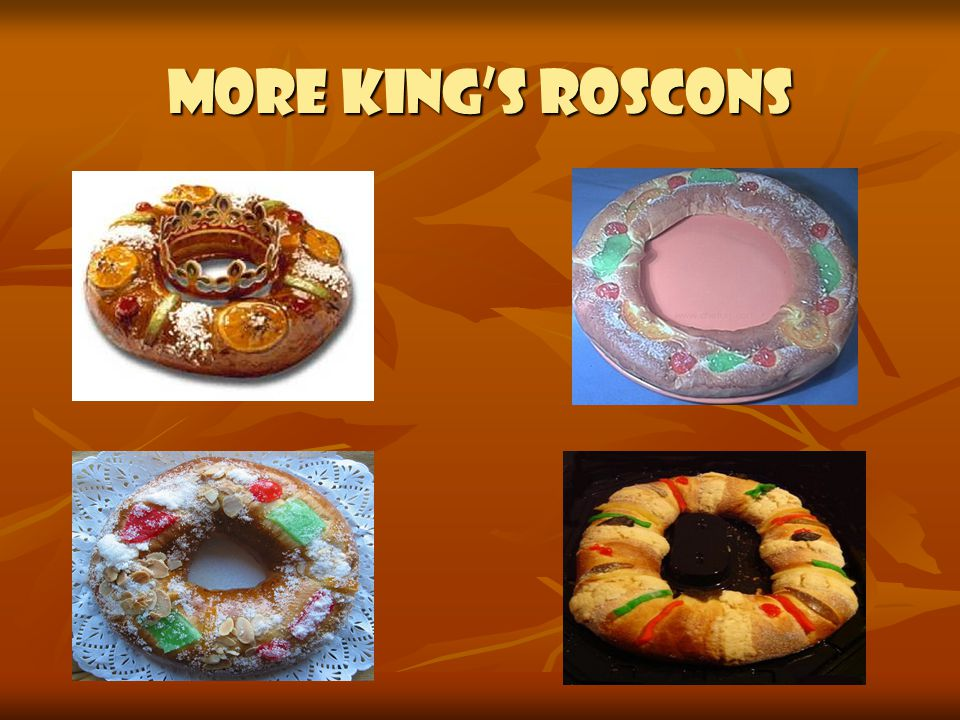 More King's Roscons