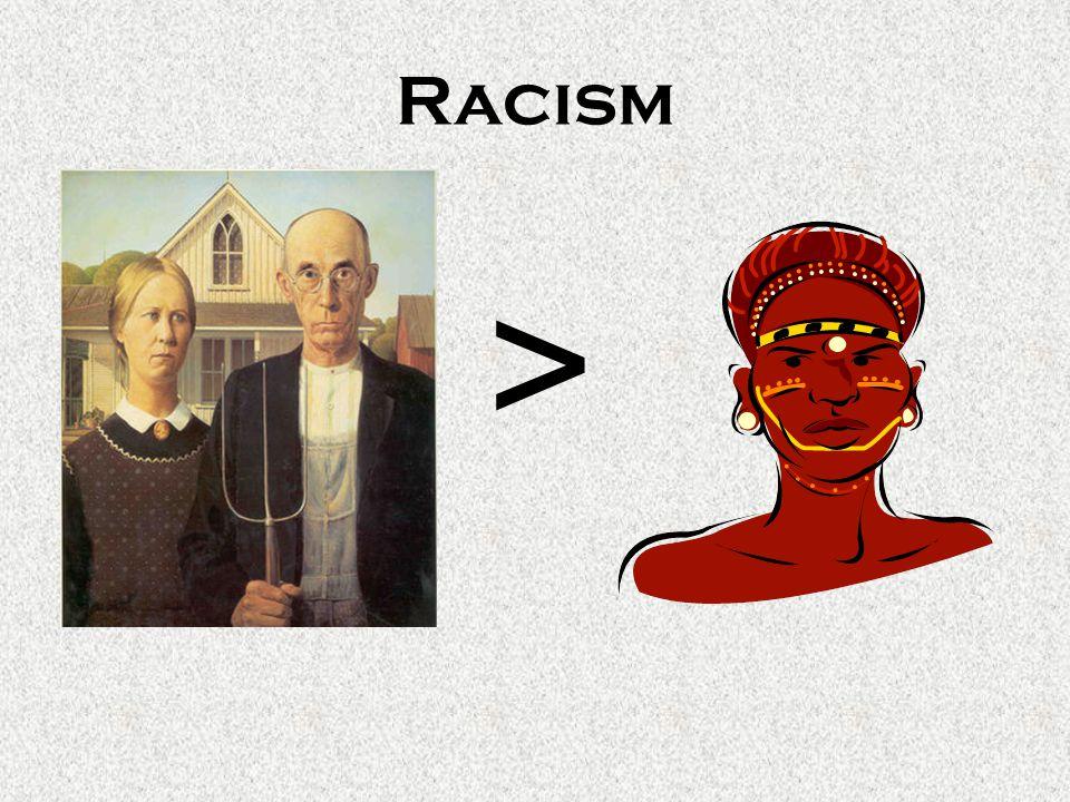 Racism >