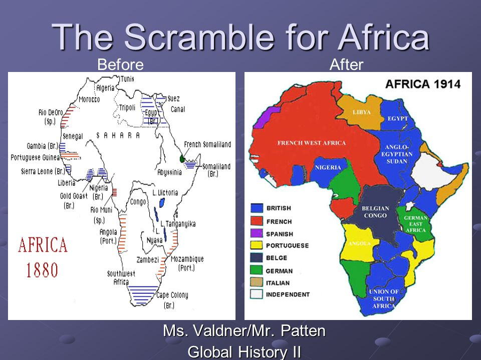 history in africa before europeans