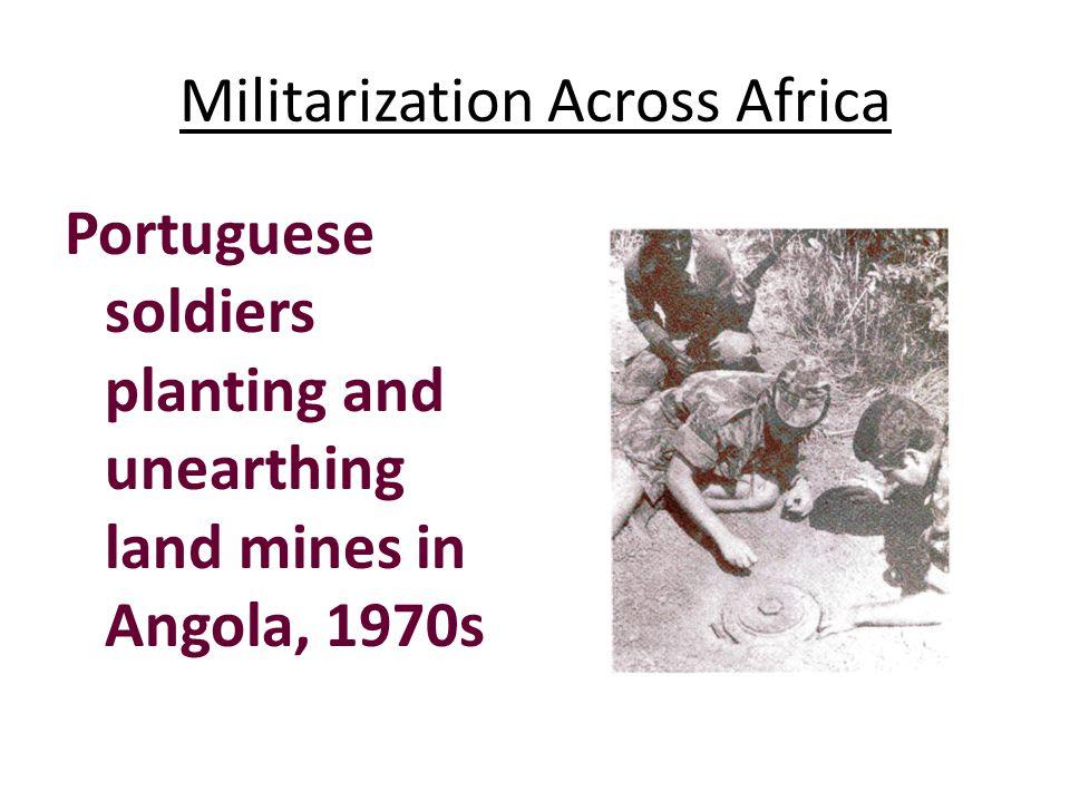 Militarization Across Africa