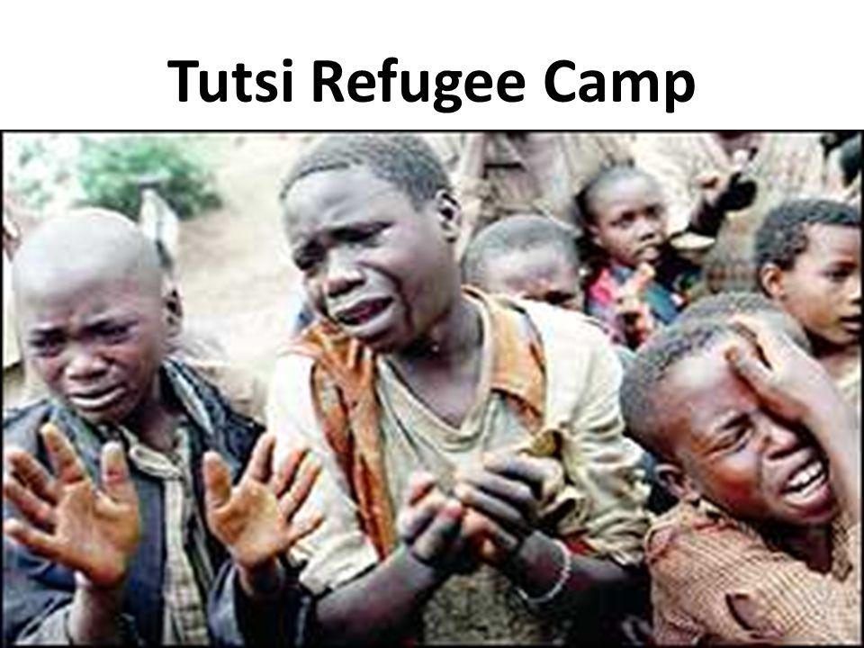 Tutsi Refugee Camp