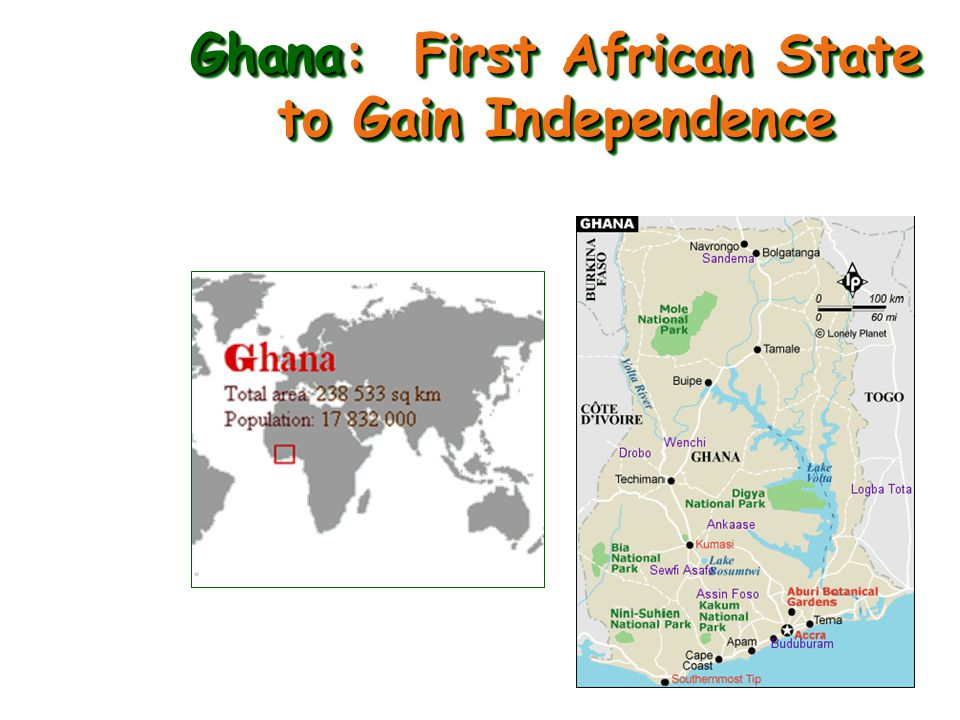 The Collapse Of Imperialism In Africa Ppt Download - What does this map tells us about african independence