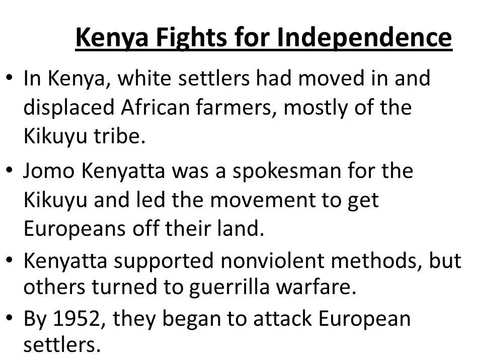 Kenya Fights for Independence