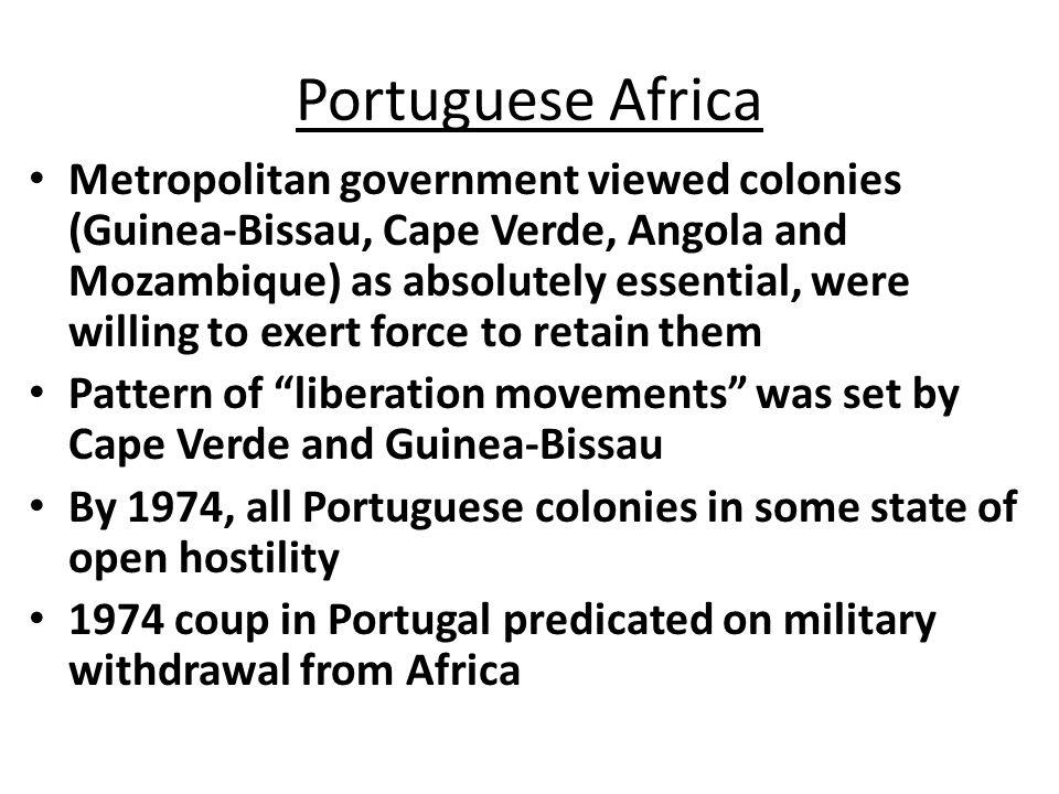 Portuguese Africa