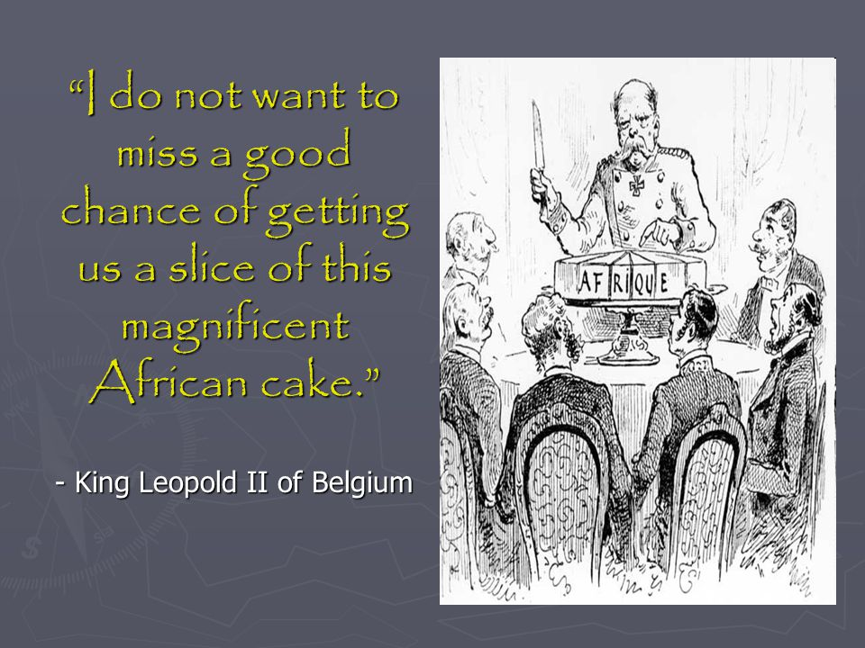 - King Leopold II of Belgium