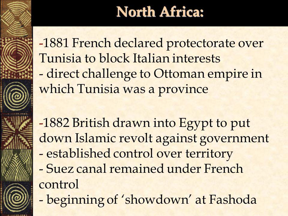 North Africa: