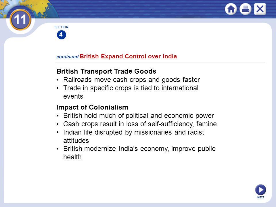 British Transport Trade Goods