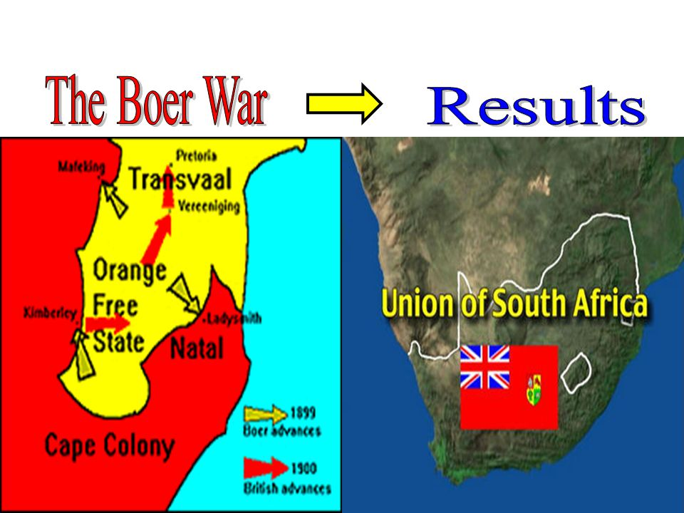 The Boer War Results