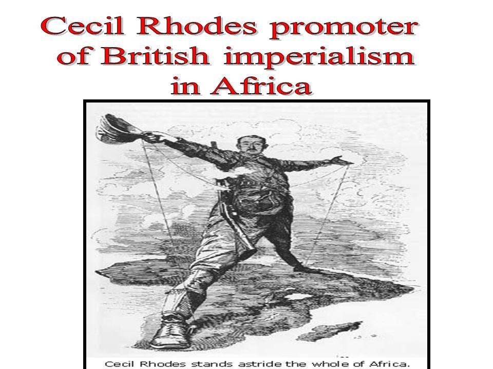 of British imperialism
