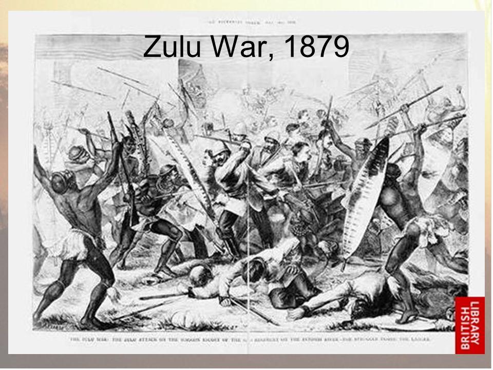 Zulu War, 1879 29
