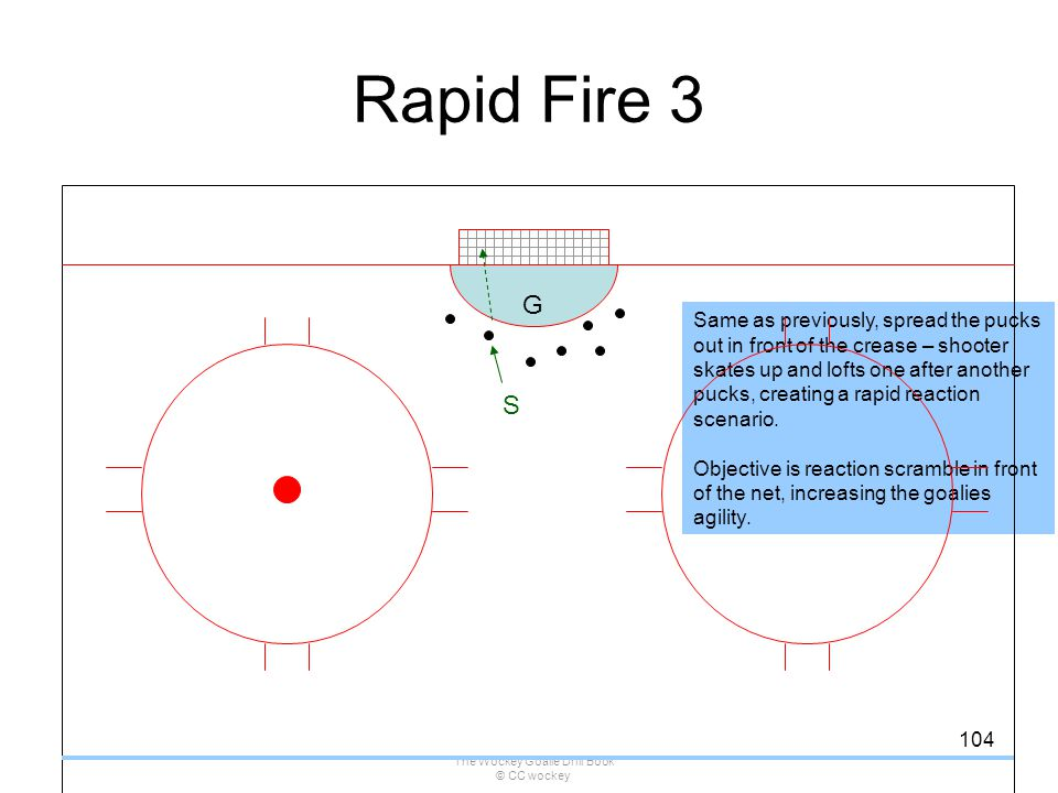 The Wockey Goalie Drill Book