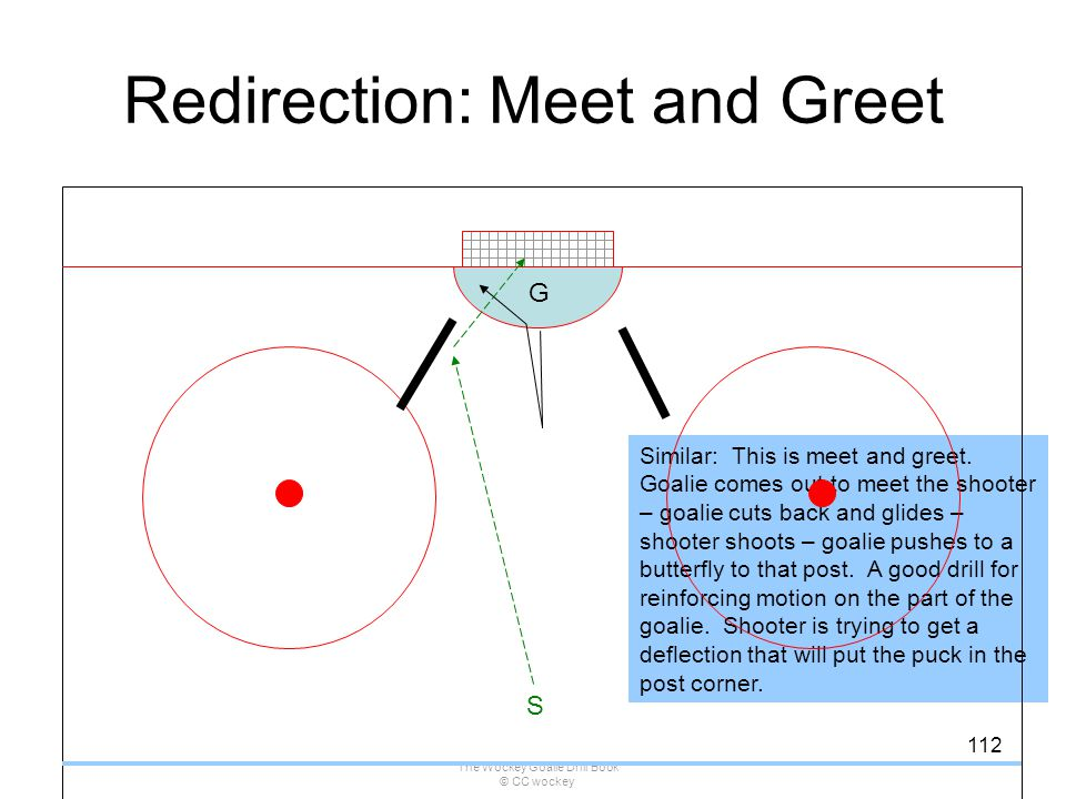 Redirection: Meet and Greet